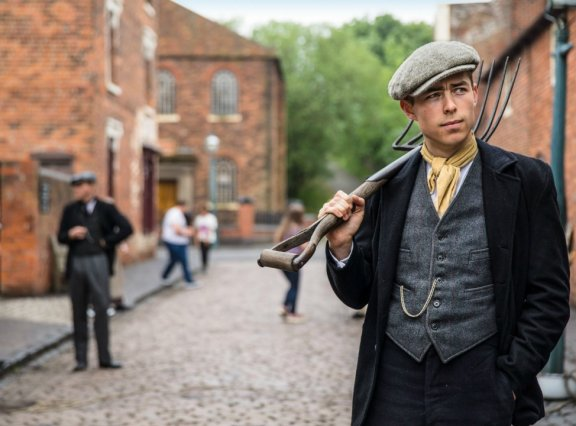 Job vacancy – Collections Manager at Black Country Living Museum