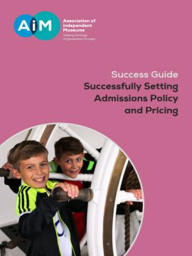 Successfully Setting Admissions Policy and Pricing