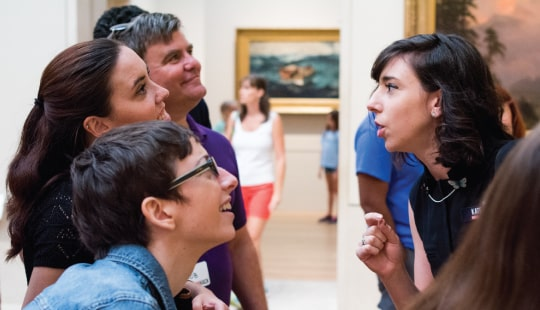 Reimagining the Visitor Experience with Museum Hack