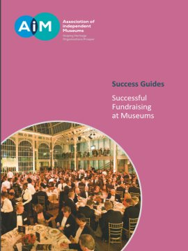 Successful Fundraising at Museums