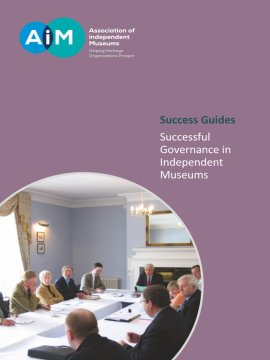 Successful Governance in Independent Museums
