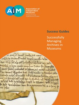 Successfully Managing Archives in Museums