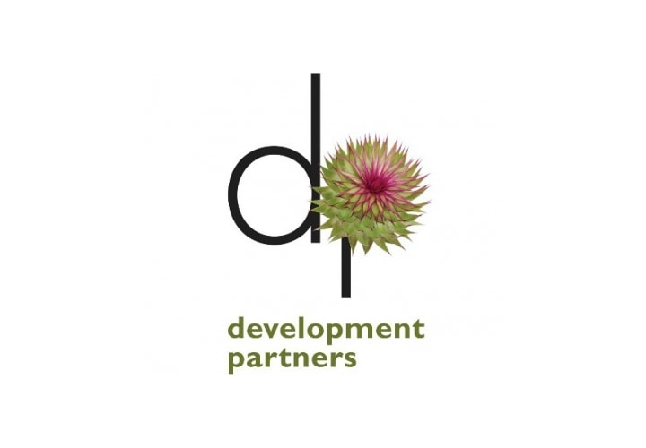 Visit Development Partners website