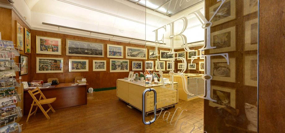The Fry Art Gallery