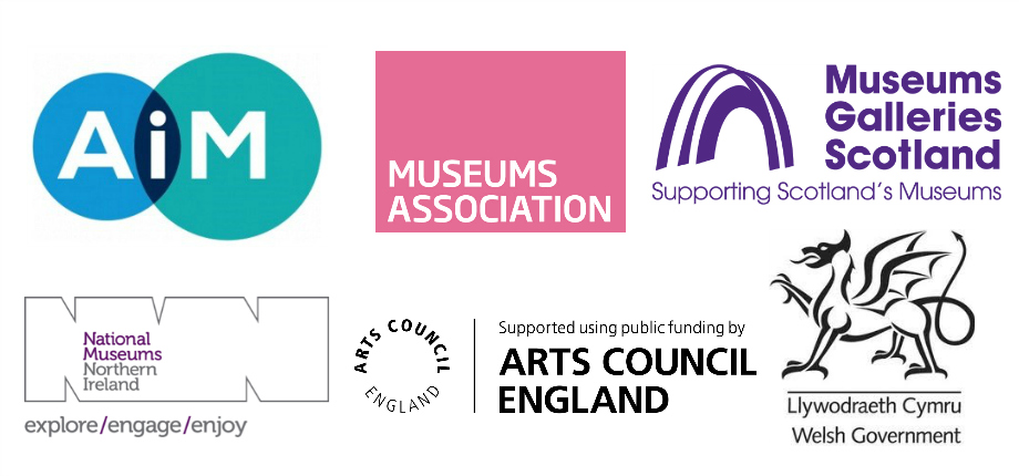 Diversifying Museum Visitors Logos 2017