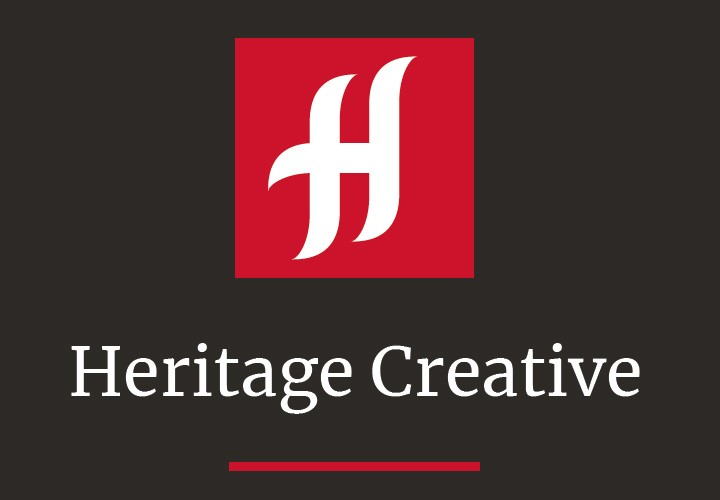 Visit Heritage Creative website