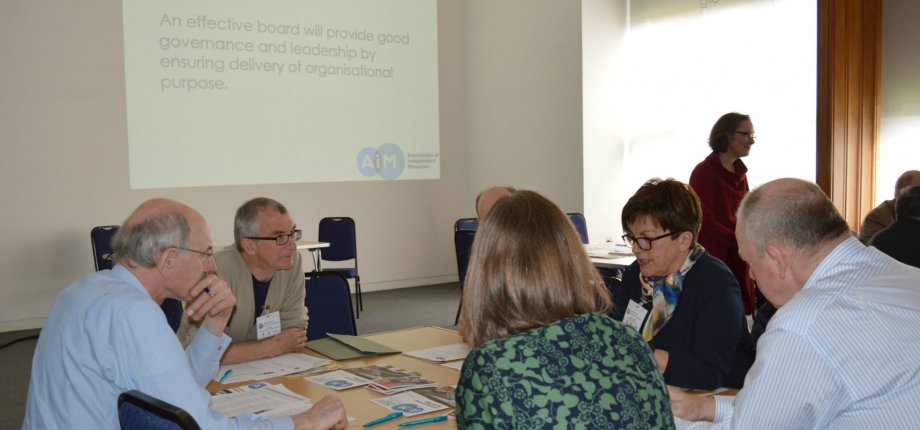 Support For Trustees With AIM Prospering Boards