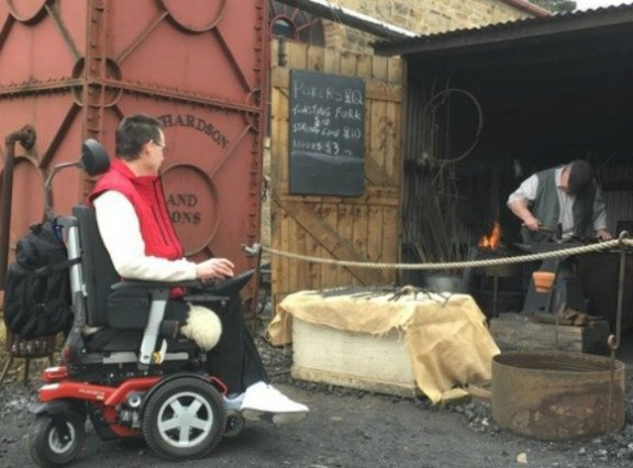 Try Something New For Disabled Access Day 2019