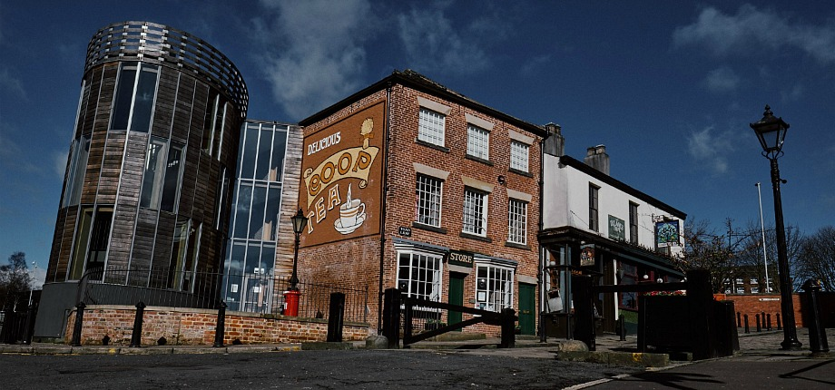Rochdale Pioneers Museum. Image courtesy of Co-operative Heritage Trust and Andy Hirst Photography