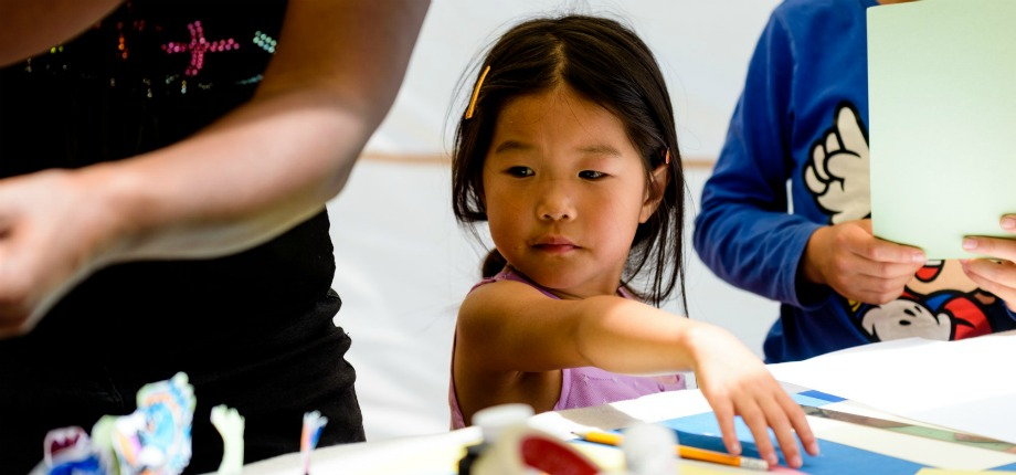 Sign Up For Children's Art Week 2019. Photo credit: Jane Moorhouse
