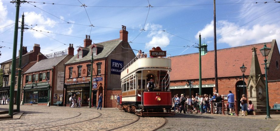 Beamish Museum 1900s Town