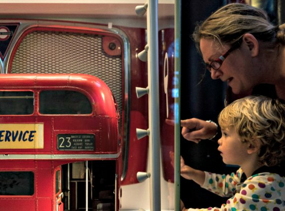 Trustee vacancy – Honorary Treasurer, London Transport Museum