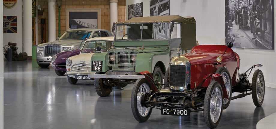 British Motor Industry Heritage Trust – British Motor Museum
