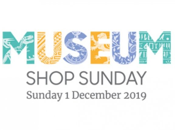 Get Ready For Museum Shop Sunday
