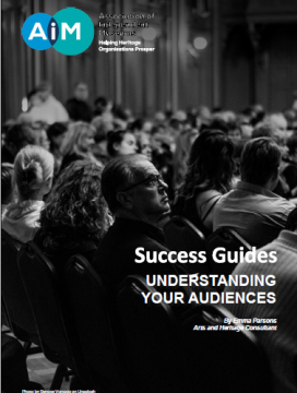Success Guide - Understanding Your Audiences