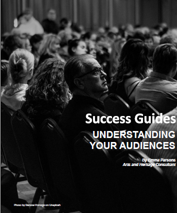 New Success Guide published – Understanding Your Audiences