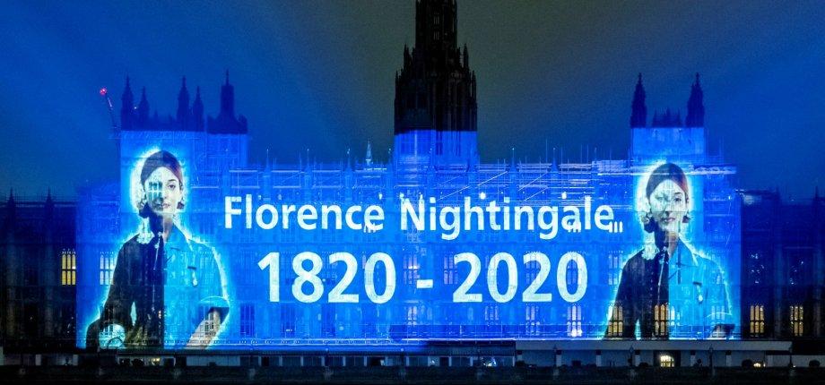 Florence Nightingale parliament