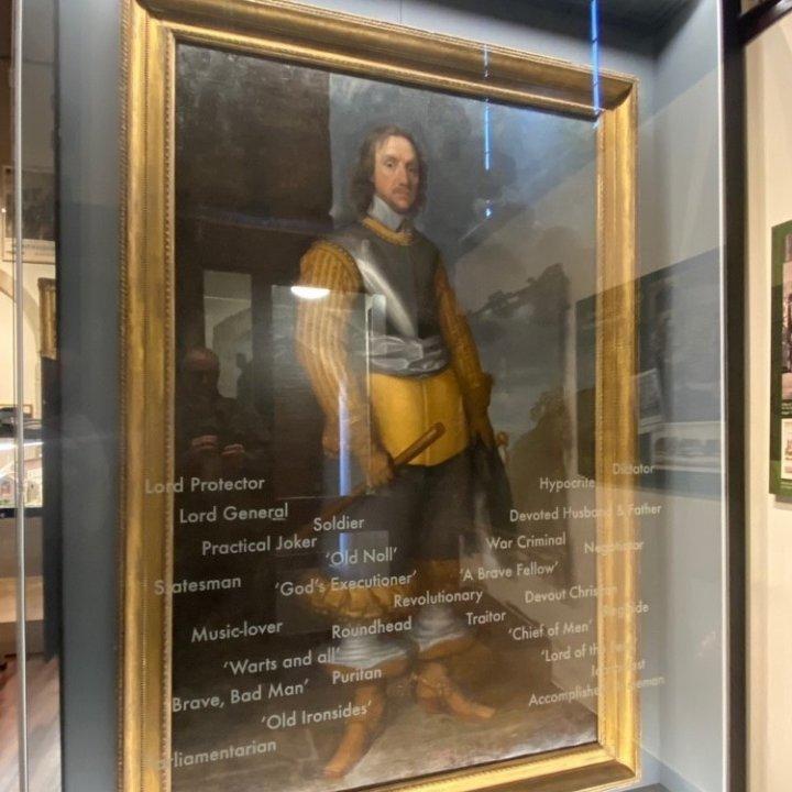 Pilgrim Trust Conservation Grant – Conserving Cromwell