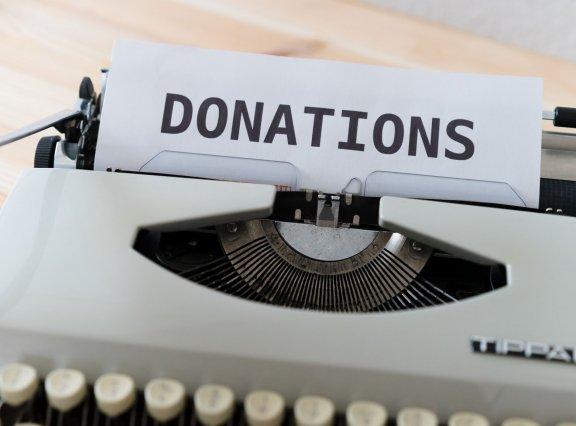 Hallmarks at Home – fundraising