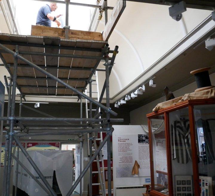 Pilgrim Trust Conservation Grant – Nantwich Museum