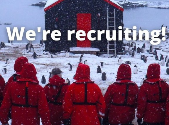 Trustee vacancy – UK Antarctic Heritage Trust
